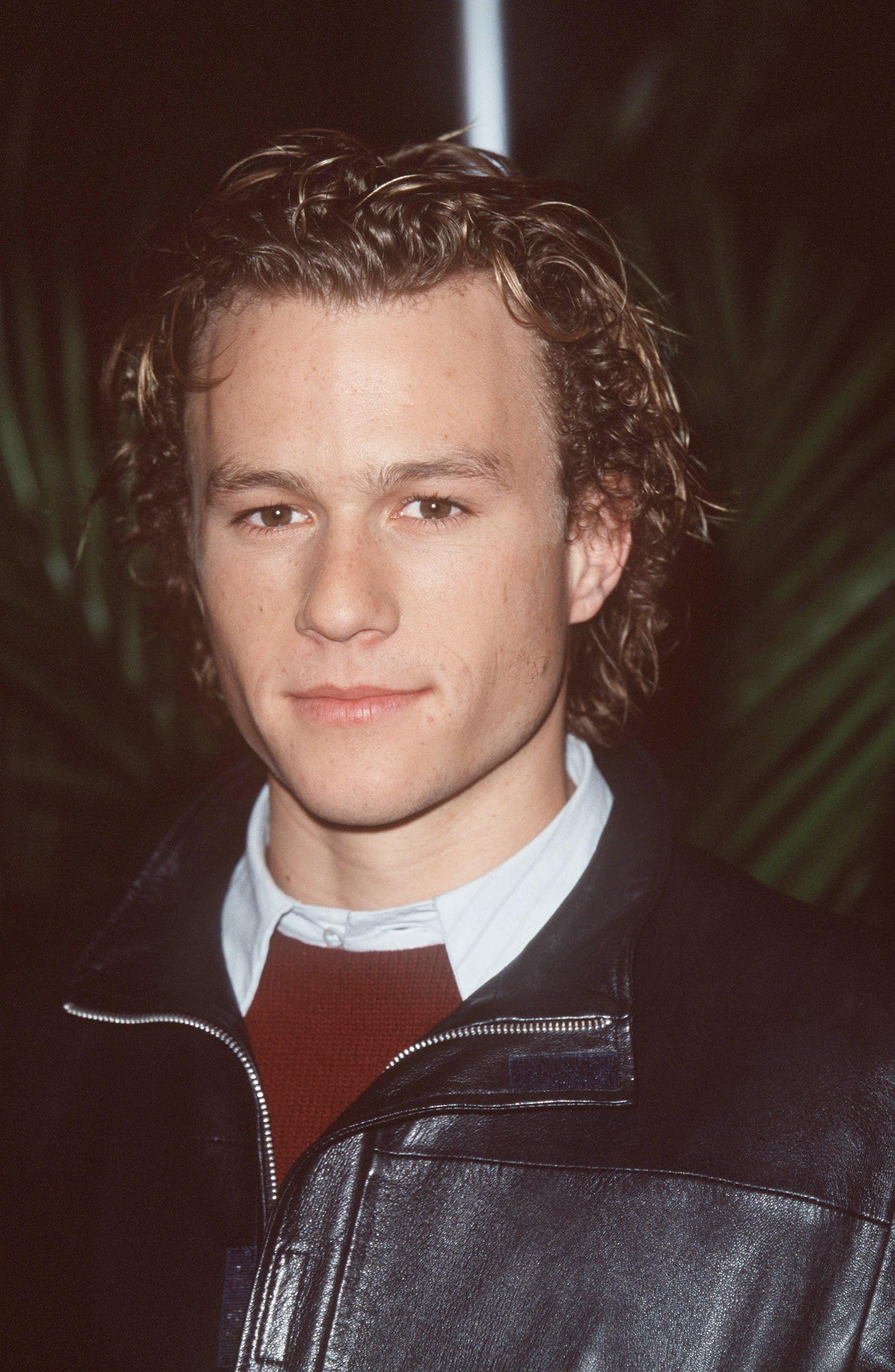 Heath Ledger incontri