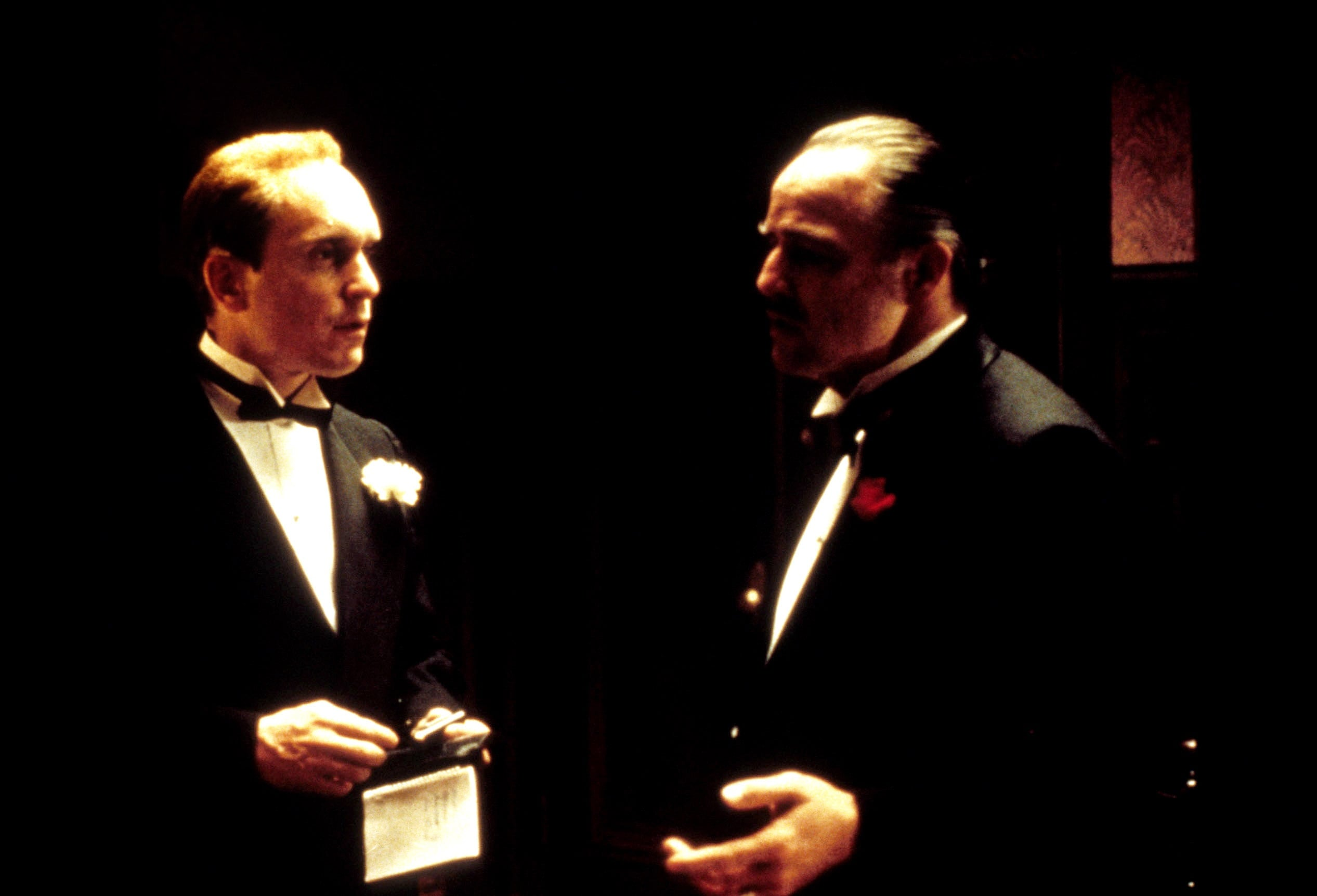 1557304592951_THE GODFATHER Robert Duvall 1972.jpg - Il Padrino 1972 con Robert Duvall