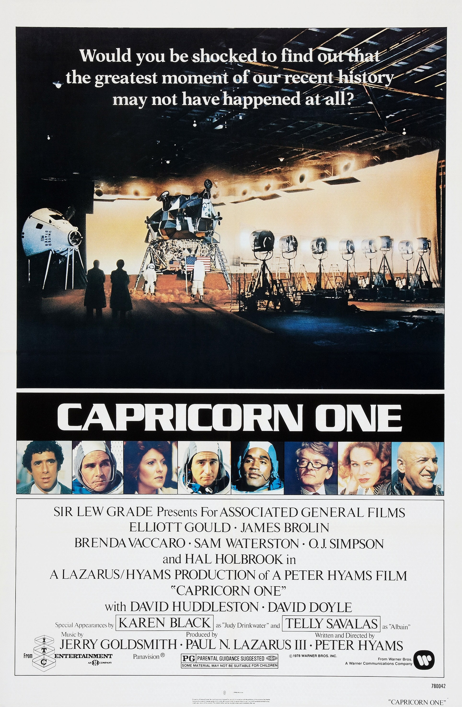 1560784153560_capricorn_one.jpg - La locandina del film Capricorn One, 1978