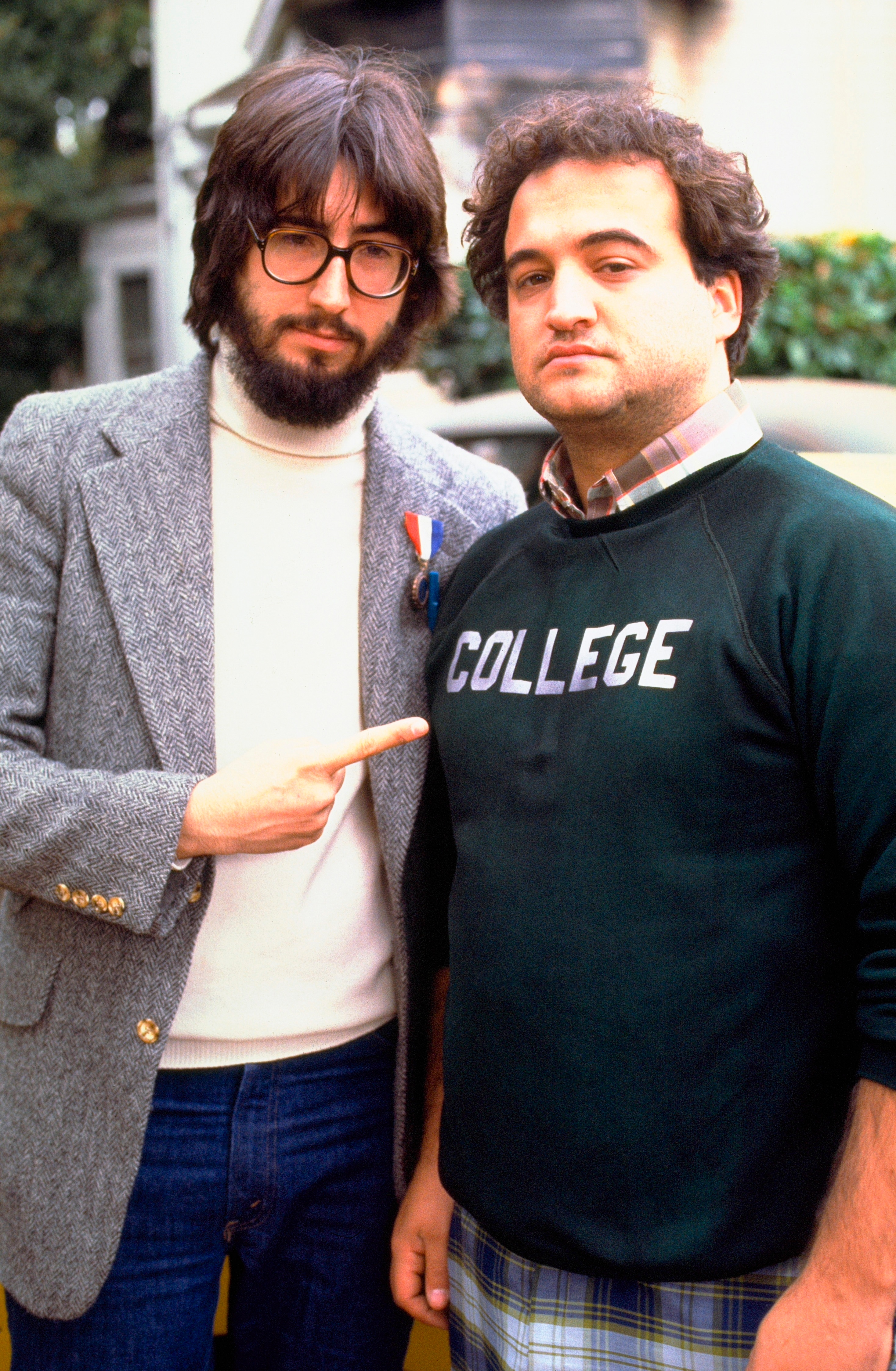 1565334198395_Landis.jpg - Con John Landis, regista di Animal House
