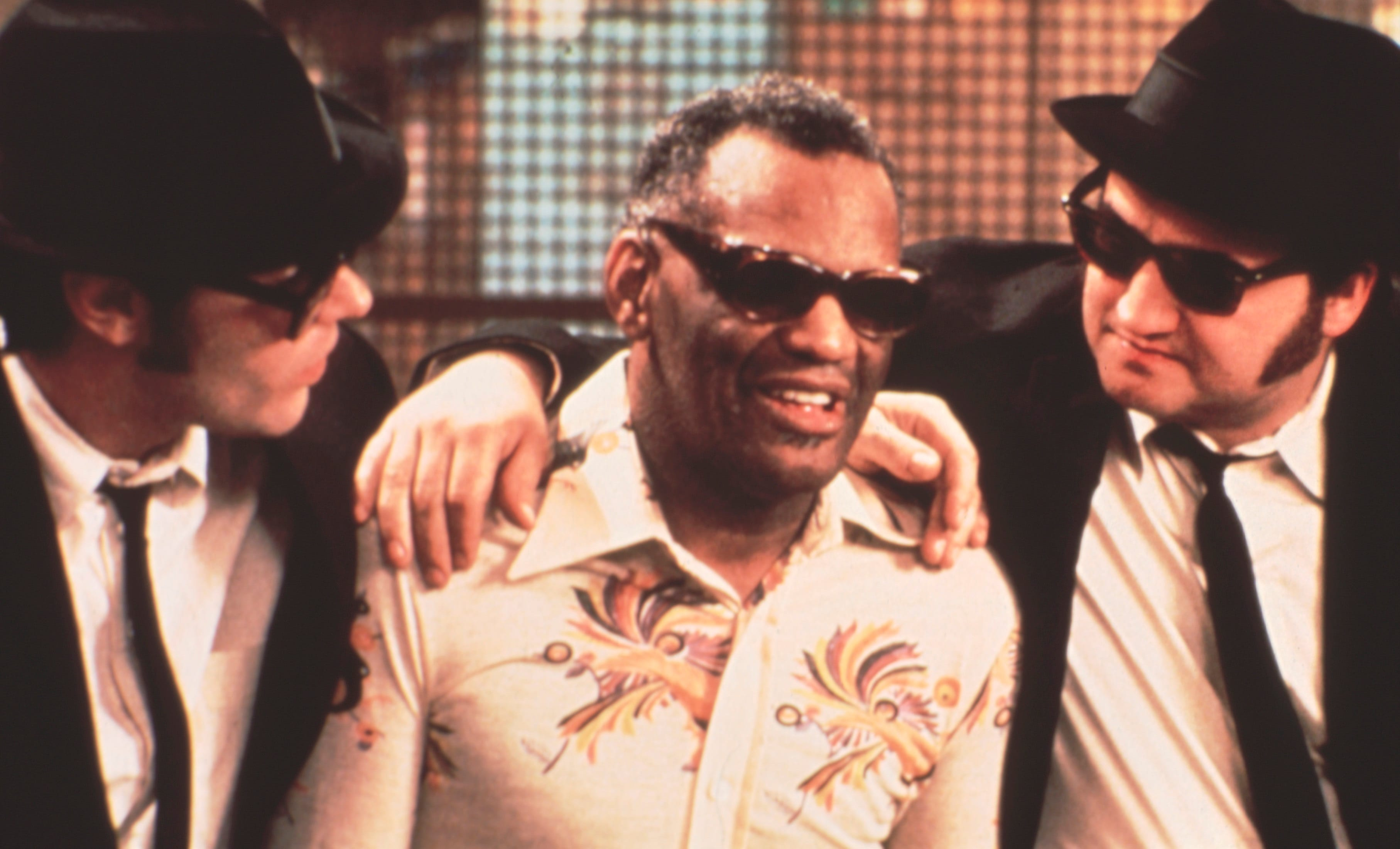 1565334198395_Ray_Charles.jpg - I Blues Brothers con Ray Charles