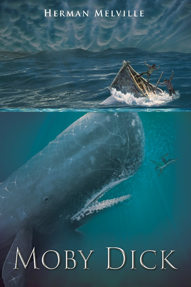 Moby Dick – Herman Melville -