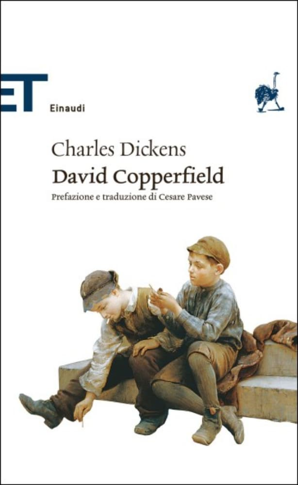 David Copperfield – Charkes Dickens -
